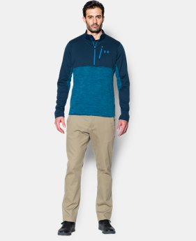 Men's UA Gamutlite ½ Zip   $59.99