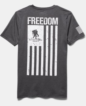 Boys' UA Freedom Flag T-Shirt