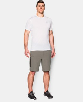 Men's UA ArmourVent™ Trail Shorts LIMITED TIME: FREE SHIPPING 1 Color $69.99