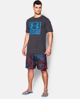 Men's UA ArmourVent™ Boardshorts LIMITED TIME: FREE SHIPPING 1 Color $79.99