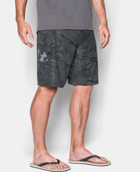 Best Seller Men's UA Reblek Boardshorts LIMITED TIME: FREE SHIPPING 1 Color $59.99
