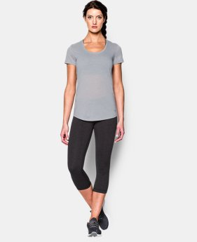 Women's UA Streaker Short Sleeve  1 Color $34.99