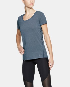 Women's UA Streaker Short Sleeve  8  Colors $29.99