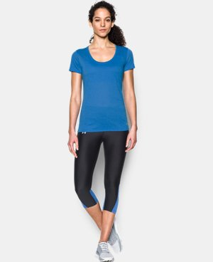 Women's Threadborne™ Streaker Short Sleeve   $34.99