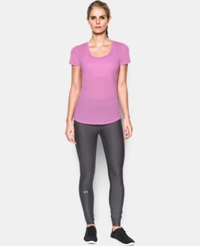 Best Seller Women's UA Streaker Short Sleeve  3 Colors $29.99