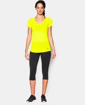 New to Outlet Women's UA Streaker Short Sleeve   $22.99