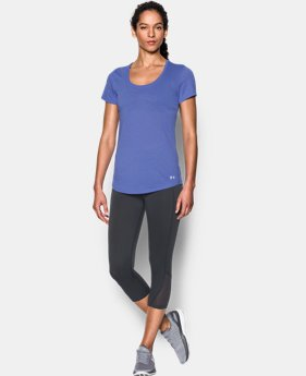 Women's UA Streaker Short Sleeve  1 Color $20.99 to $22.99