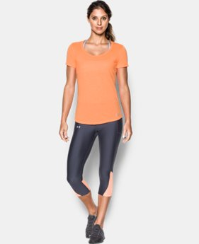 Best Seller Women's UA Streaker Short Sleeve  1 Color $29.99