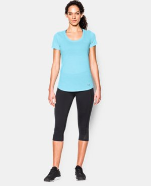New to Outlet Women's UA Streaker Short Sleeve LIMITED TIME: FREE U.S. SHIPPING 1 Color $17.24 to $29.99