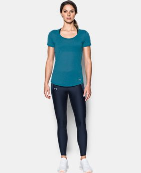 Women's UA Streaker Short Sleeve  3 Colors $29.99