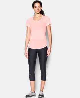 Women's UA Streaker Short Sleeve  2 Colors $15.74 to $20.99