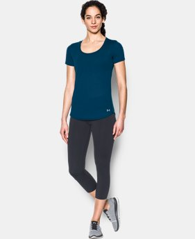 Women's UA Streaker Short Sleeve  1 Color $15.74 to $22.99