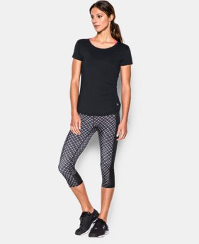Women's UA Fly-By 2.0 Tee  1 Color $24.99 to $26.99