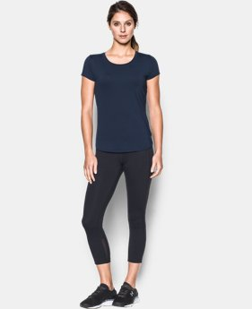 Women's UA Fly-By 2.0 Tee  2 Colors $19.99 to $26.99