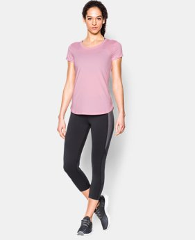 Women's UA Fly-By 2.0 Tee  1 Color $22.49