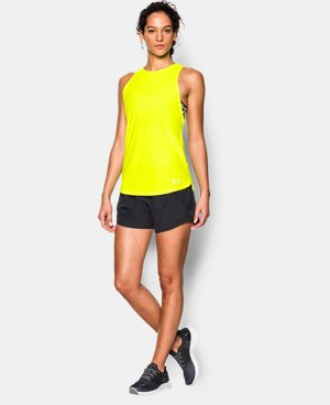 Women's UA CoolSwitch Run Tank LIMITED TIME: FREE U.S. SHIPPING 1 Color $29.99 to $39.99