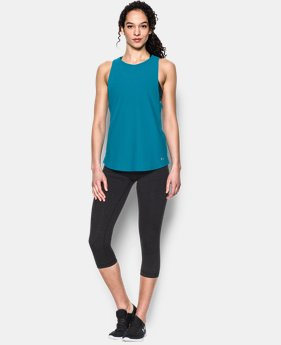 Women's UA CoolSwitch Run Tank  1 Color $33.99