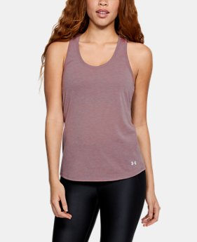 Women's UA Streaker Tank  3  Colors Available $27.99