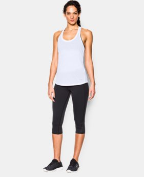 New Arrival  Women's UA Streaker Tank  4 Colors $32.99