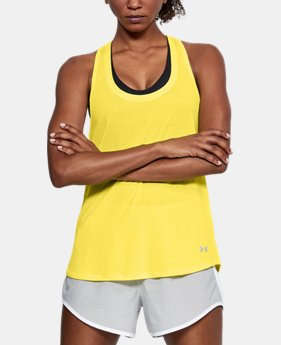 Women's UA Streaker Tank  8 Colors $27.99