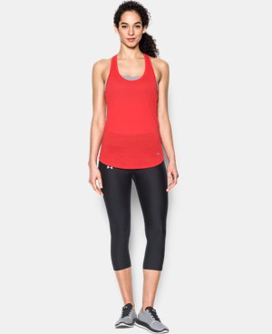 New Arrival Women's Threadborne™ Streaker Tank  1 Color $27.99