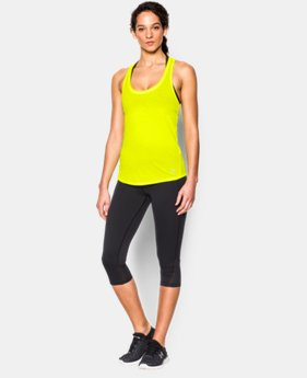 New to Outlet Women's UA Streaker Tank  3 Colors $20.99