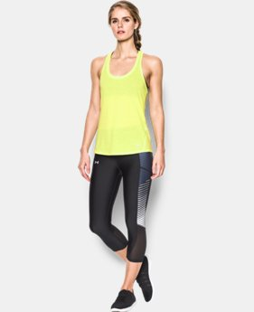 New to Outlet Women's UA Streaker Tank LIMITED TIME: FREE U.S. SHIPPING 1 Color $15.74 to $20.99