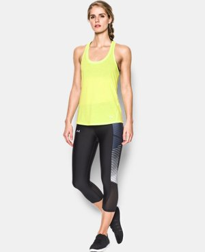 Best Seller Women's UA Streaker Tank  1 Color $27.99