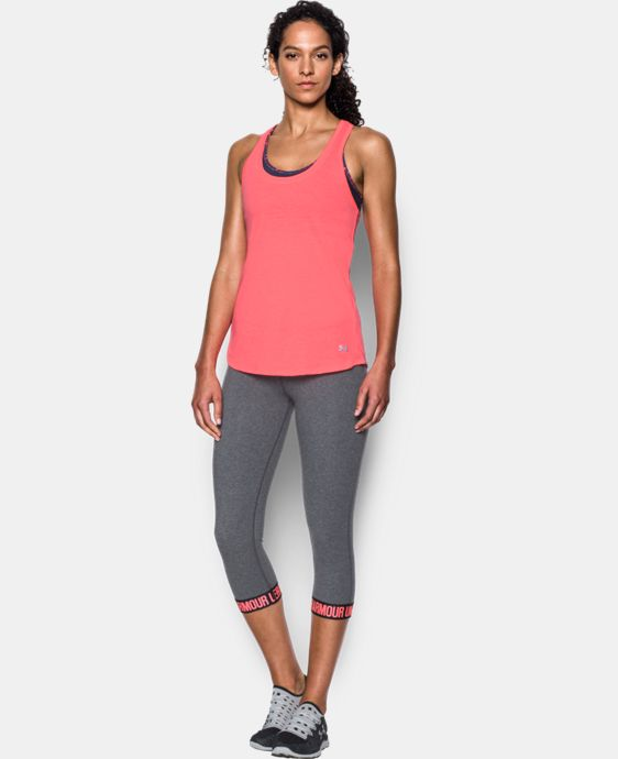 Women's UA Streaker Tank  4 Colors $32.99
