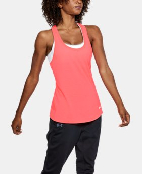 Women's UA Streaker Tank FREE U.S. SHIPPING 2  Colors Available $27.99