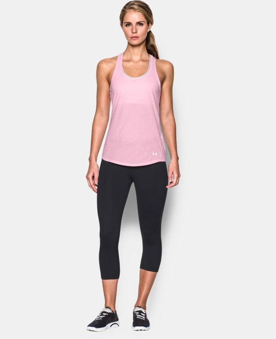 New to Outlet Women's UA Streaker Tank  1 Color $20.99