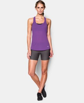 Women's UA Streaker Tank  2 Colors $24.99