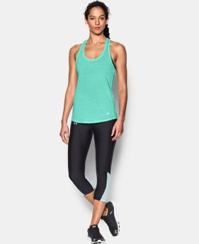 Women's UA Streaker Tank LIMITED TIME: FREE SHIPPING  $32.99
