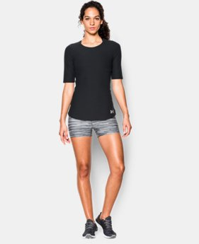Women's UA CoolSwitch Short Sleeve T LIMITED TIME: FREE SHIPPING  $39.99