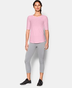Women's UA CoolSwitch Short Sleeve T  1 Color $33.99