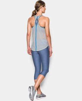 Women's UA Fly-By 2.0 Solid Tank  3 Colors $39.99