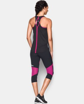 Women's UA Fly-By 2.0 Solid Tank LIMITED TIME: FREE SHIPPING 7 Colors $39.99