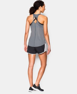 Women's UA Fly-By 2.0 Solid Tank  2 Colors $26.99