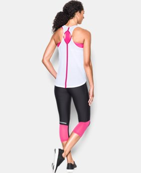 Women's UA HeatGear® CoolSwitch Tank LIMITED TIME: FREE U.S. SHIPPING  $20.24 to $34.99