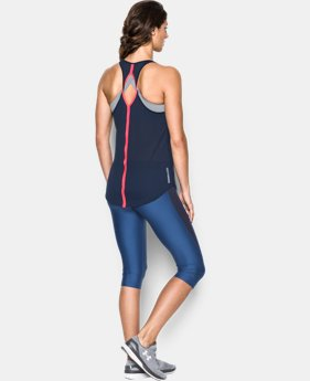 Women's UA HeatGear® CoolSwitch Tank LIMITED TIME: FREE U.S. SHIPPING 1 Color $20.24 to $34.99