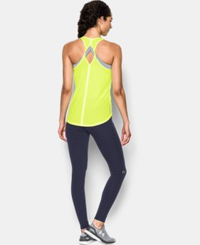 Best Seller Women's UA Fly-By 2.0 Solid Tank LIMITED TIME: FREE SHIPPING 3 Colors $34.99