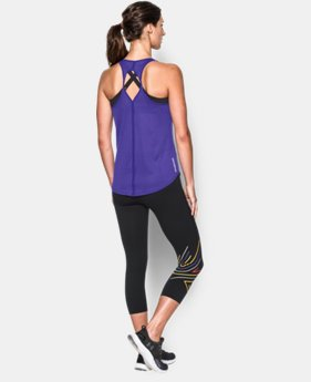 Women's UA Fly-By 2.0 Solid Tank