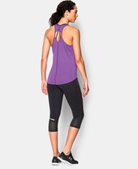 Women's UA Fly-By 2.0 Solid Tank  5 Colors $26.99