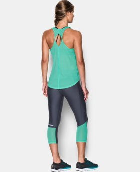 Women's UA HeatGear® CoolSwitch Tank LIMITED TIME: FREE U.S. SHIPPING 2 Colors $20.24 to $34.99