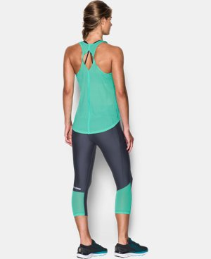 Women's UA HeatGear® CoolSwitch Run Long Sleeve LIMITED TIME: FREE U.S. SHIPPING 3 Colors $20.24 to $34.99
