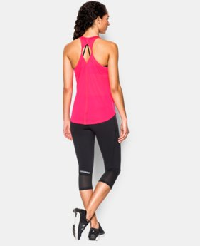 Women's UA HeatGear® CoolSwitch Run Long Sleeve LIMITED TIME: FREE U.S. SHIPPING 1 Color $20.24 to $26.99