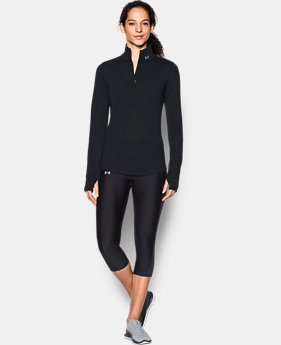 Women's UA Streaker ½ Zip  1  Color Available $38.99