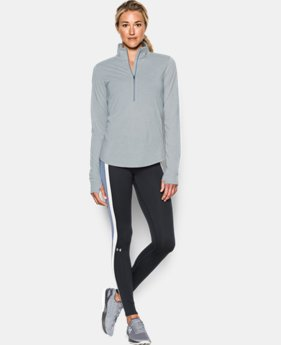Women's UA Streaker ½ Zip  1 Color $64.99