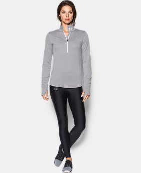 Women's UA Streaker 1/2 Zip  2 Colors $38.99 to $41.99
