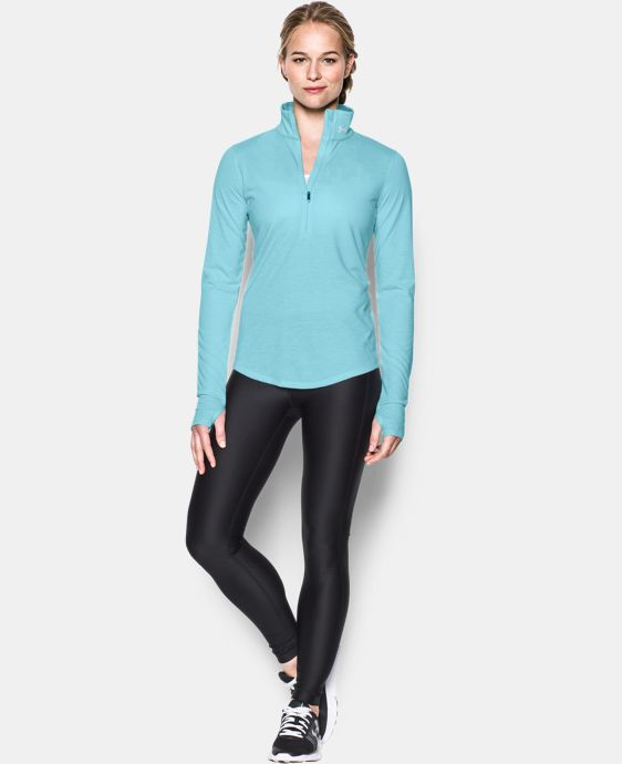 New to Outlet Women's UA Streaker 1/2 Zip LIMITED TIME: FREE U.S. SHIPPING 1 Color $31.49 to $41.99